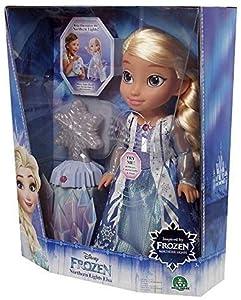 Frozen FRN35000, Elsa Doll Northern Lights con la canción