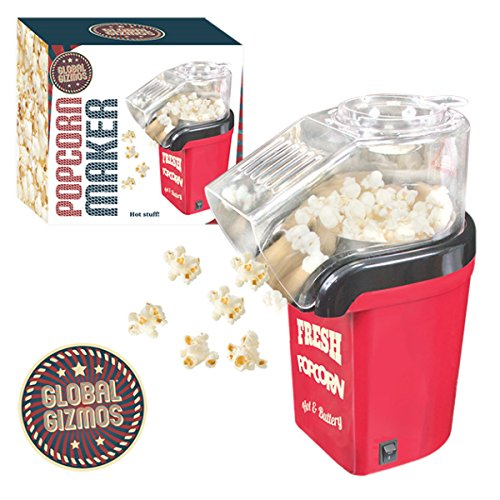 red-fresh-popcorn-maker-electric-hot-air-fat-free-1200w-cinema-food-uk-plug-a-great-addition-to-your