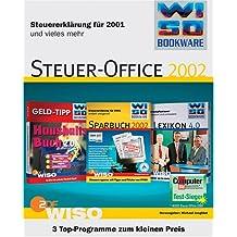 WISO Steuer-Office 2002 CD-Version