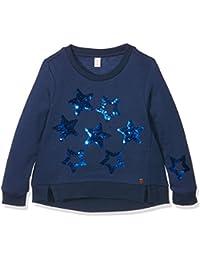 Esprit Kids Sweat Shirt, Sweatshirts Fille, Black 001