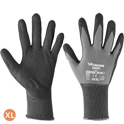Anti-Rutsch-Schnitt-Schutzhandschuhe Beständige Öl- und Verschleißschutz-Arbeitshandschuhe Handschuhe, Heimwerkerwerkzeug,