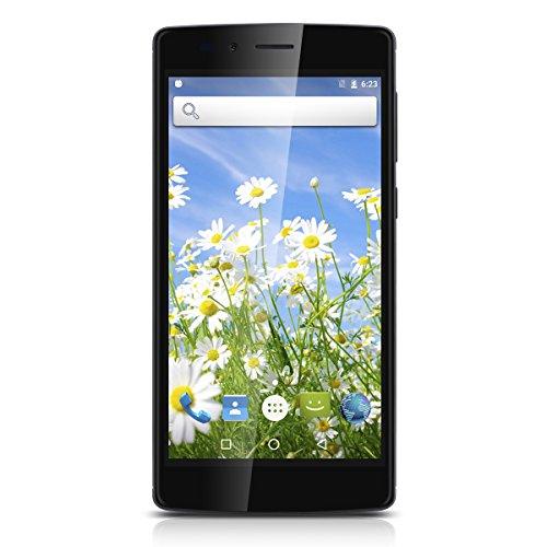 "Vernee Apollo Lite 4G Smartphone Android 6.0 MT6797 Deca-core A53 64 bits 5.5"" FHD 1920*1080 Pixels 4GB +32GB, 5MP+16MP Camara Fingerprint ID 3180mAh TYPE-C Ricarica Rapida OTG Doppia SIM G-sensor Wifi GPS Nero"