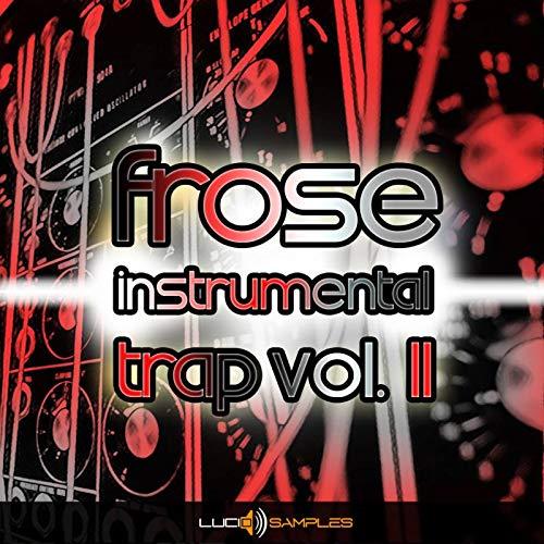Frose Instrumental Trap Vol. 2 - 5 Trap Beats - trap instrumental sample pack , trap beat [WAV] [DVD non-BOX]