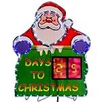 WeRChristmas Santa Advent Calendar LE...
