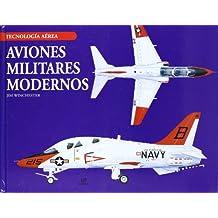 Aviones militares modernos