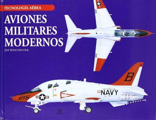 Aviones militares modernos por Jim Winchester