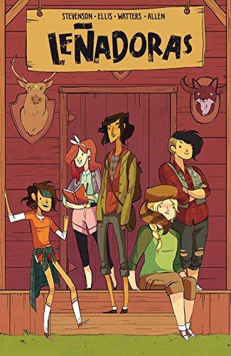 Lenadoras (Lumberjanes Graphic Novels) epub