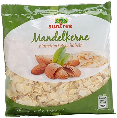 Suntree Mandeln blanchiert, geho...
