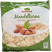 Suntree Mandeln blanchiert, gehobelt, 100 g