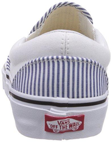 Vans VZMRFJH, Unisex Adults' Low-Top Sneakers, White (Deck Club True White), 9 UK (43 EU)