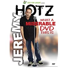 Jeremy Hotz: What a Miserable Dvd This Is
