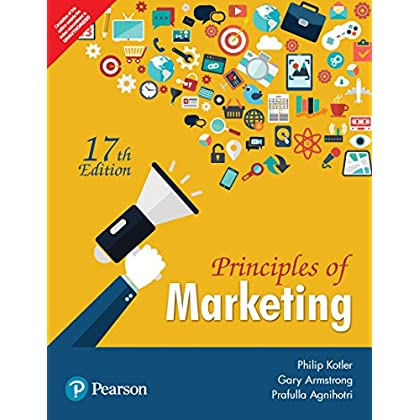 Principles of Marketing (17th Ed)