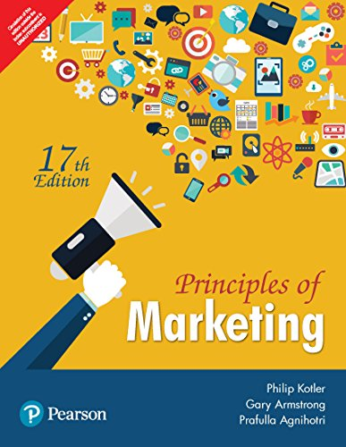 Principles Of Marketing, 17Th Edn