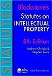 Blackstone's Statutes on Intellectual...