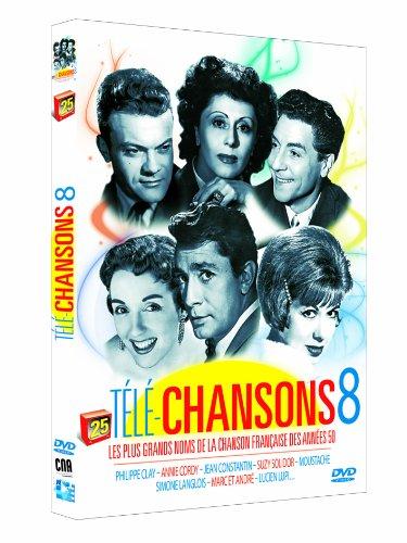 Bild von Télé chansons 8 [FR Import]