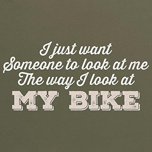 Bike Desire T-Shirt, Herren Olivgrn
