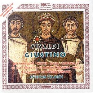 Vivaldi - Giustino [Import anglais]