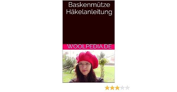 Baskenmütze Häkelanleitung Ebook Julia Marquardt Amazonde Kindle