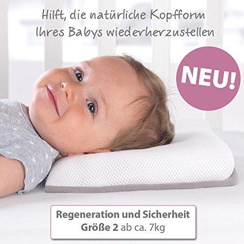 Theraline Baby-Kopfkissen Größe 2 (ab ca. 7 kg)