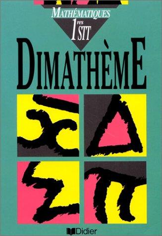 Dimathème : Mathématiques, 1ère STT