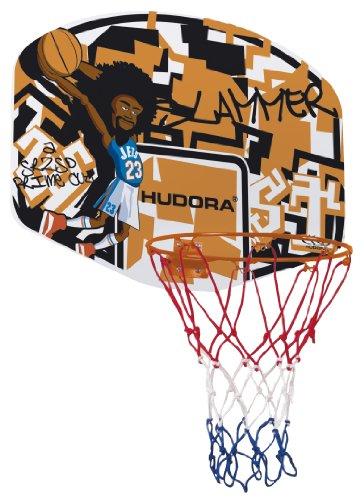 Hudora - 71610 - Jeu de Plein Air et Sport - Panier de Basket - 30,5 cm de Diamètre