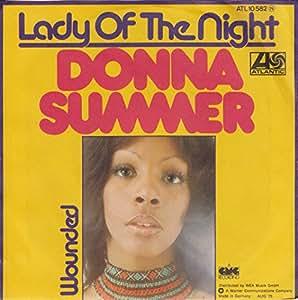 Lady of the night (1975) / Vinyl single [Vinyl-Single 7'']