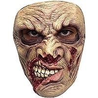 Générique Mahal645 -Máscara de zombi (látex, talla adulto-talla única)