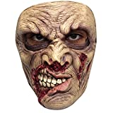 Generic mahal645 – Latex Mask Zombie Scary Adult – One Size