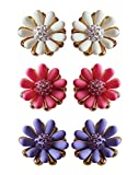 Glamour Earrings Combo