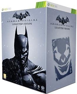 Batman: Arkham Origins Collector's Edition (Xbox 360) (B00DCUOKAG)   Amazon price tracker / tracking, Amazon price history charts, Amazon price watches, Amazon price drop alerts