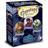 The Guardians: Nicholas St. North and the Battle of the Nightmare King; E. Aster Bunnymund and the Warrior Eggs at the Earth's Core!; Toothiana, Queen of the Tooth Fairy Armies
