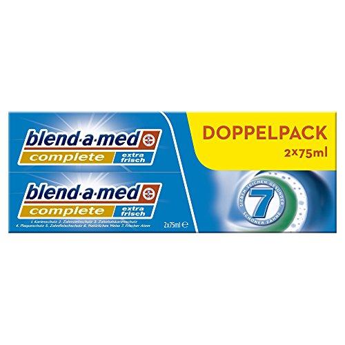 Blend-a-med Complete Extra Frisch Zahncreme, 150 ml