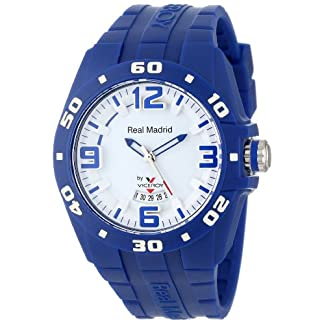 Viceroy  432851-35 Real Madrid – Reloj para  Hombre, Goma, color Azul