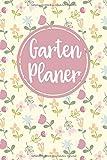 Garten Planer: Gartenplaner zum ausfüllen und Fotos einkleben | Notizbuch für die Gartengestaltung mit viel Platz für Ideen