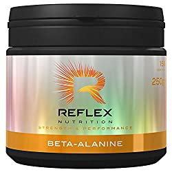 Reflex Nutrition Beta Alanine Standard, 250 grams