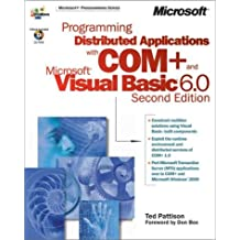 PROGRAMMING DISTRIBUTED APPLICATIONS WITH COM+ & MICROSOFT VB6