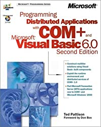 Programming Distributed Applications with COM+ and Microsoft Visual Basic 6.0, w. CD-ROM (Book & CD)