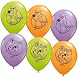 Scooby-Doo Latex Balloons by Pioneer Worldwide