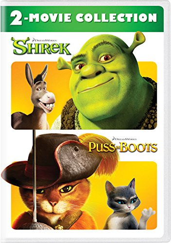 SHREK / PUSS IN BOOTS: 2-MOVIE COLLECTION - SHREK / PUSS IN BOOTS: 2-MOVIE COLLECTION (2 DVD)