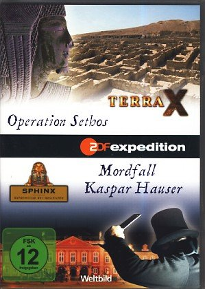 Terra X - Operation Sethos/Mordfall Kaspar Hauser