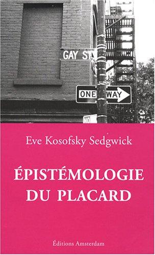Epistmologie du placard