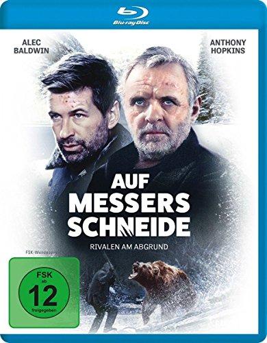 Auf Messers Schneide - Rivalen am Abgrund [Blu-ray] (Schneiden)