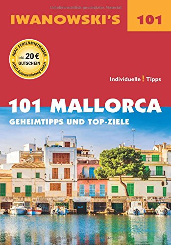 Shopping mit http://ferienhaus.kalimno.de - 101 Mallorca - Reiseführer von Iwanow