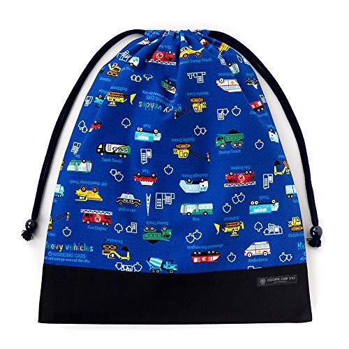 Auto Wechsel der Kleidung leicht Kordelzug Arbeit (Gro?format), Fitnessraum Kleidersack Vollgas (royal blau) x Ox navy blue in Japan N3369600 (Japan-Import) gemacht