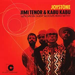 Joystone (Feat. Kabu Kabu)