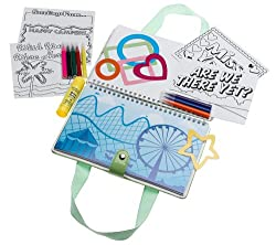Creativity for Kids: Are We There Yet? Scrapbook