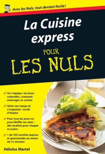 La Cuisine express poche pour les Nuls
