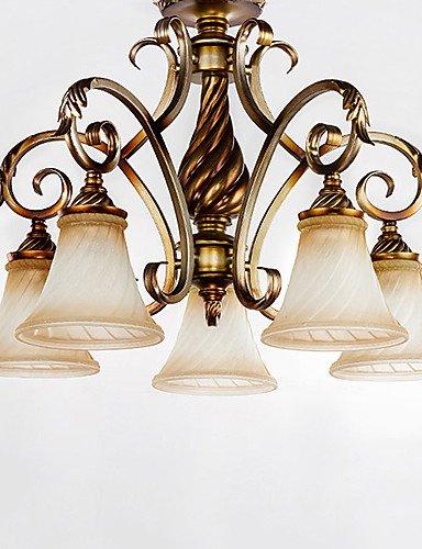 goud-lustre-lustre-style-mini-contemporain-salle-de-sejour-metal-220-240v
