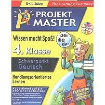 Projekt Master 4. Klasse Deutsch