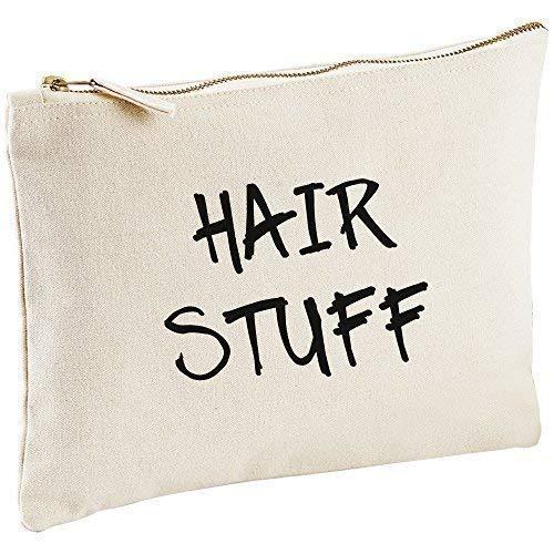 Toile naturelle des cheveux Make Up sac cadeau Idée Cadeau Sac cosmétique trousse de toilette cadeau